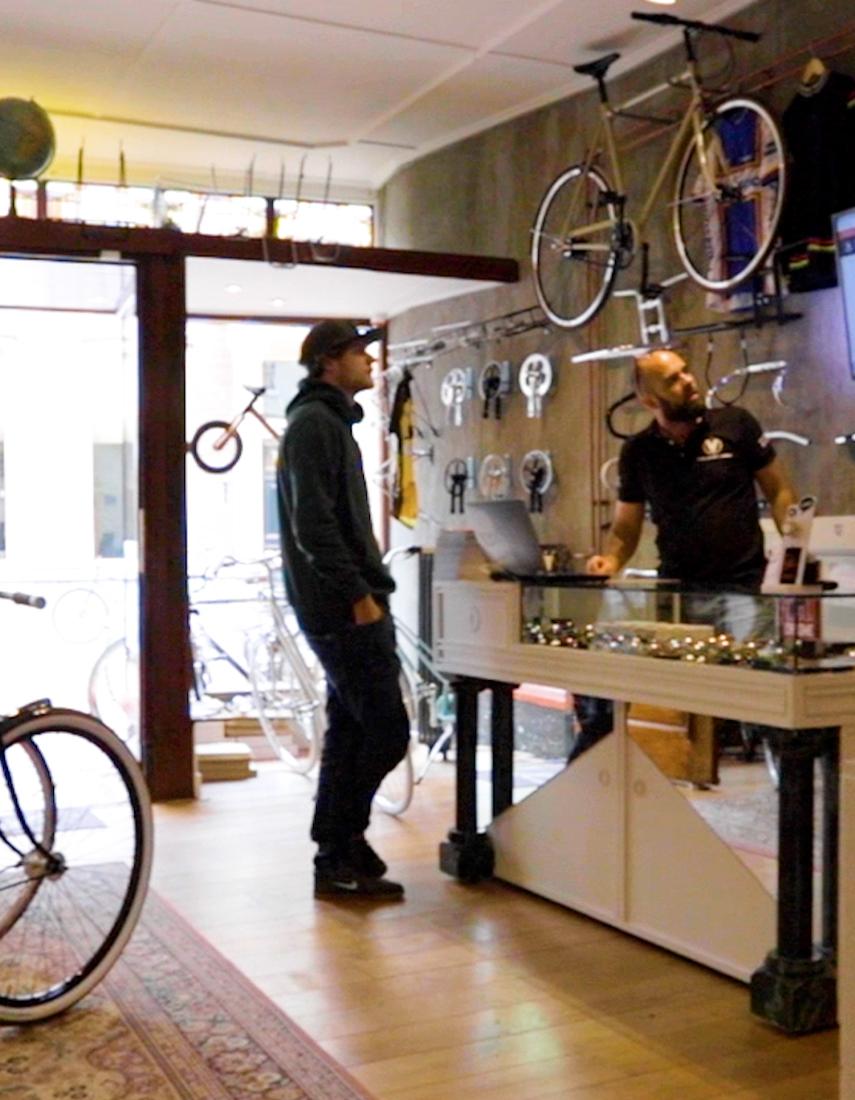 L'Hirondelle Bike Shop